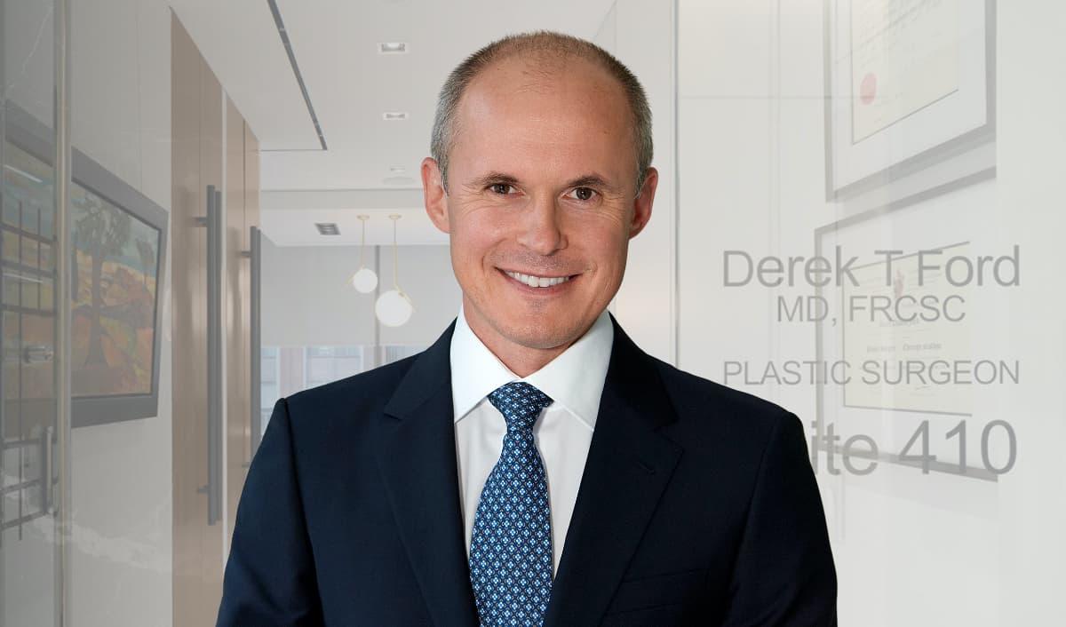 Derek Ford, MD FRCSC