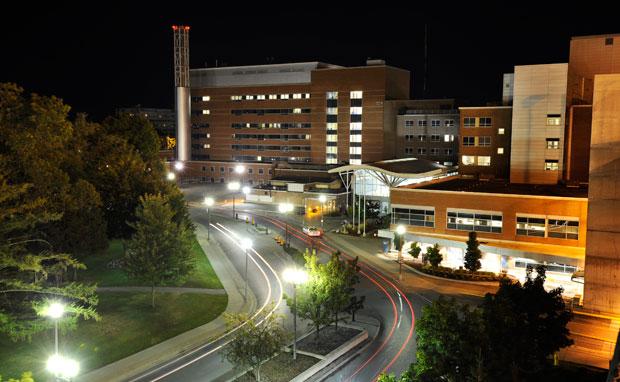 Lakeridge hospital exterior