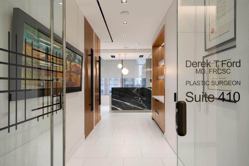 Toronto office interior